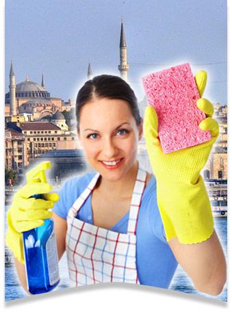 Avrupa yakası ev işlerine yardımcı