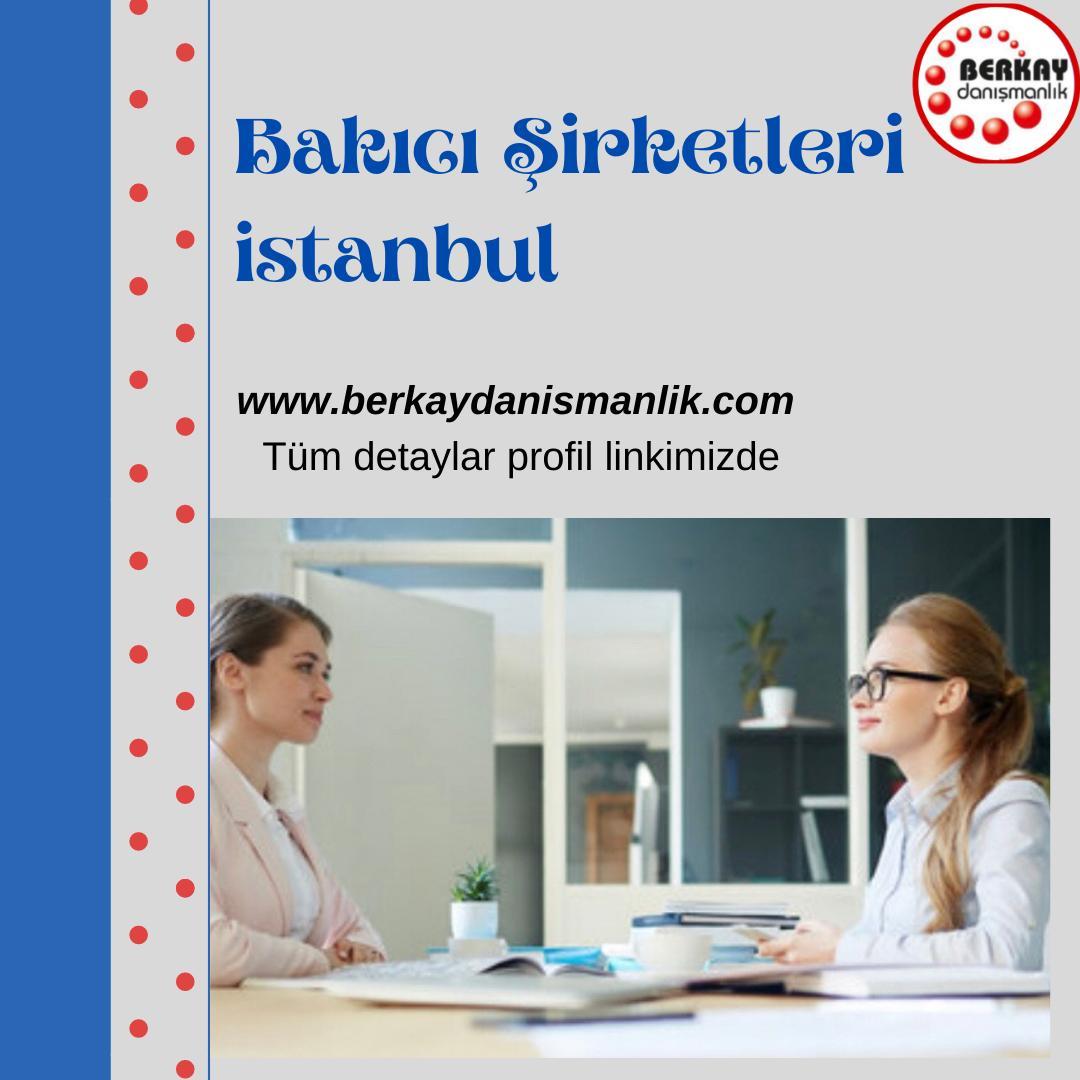 Bakıcı Şirketleri İstanbul